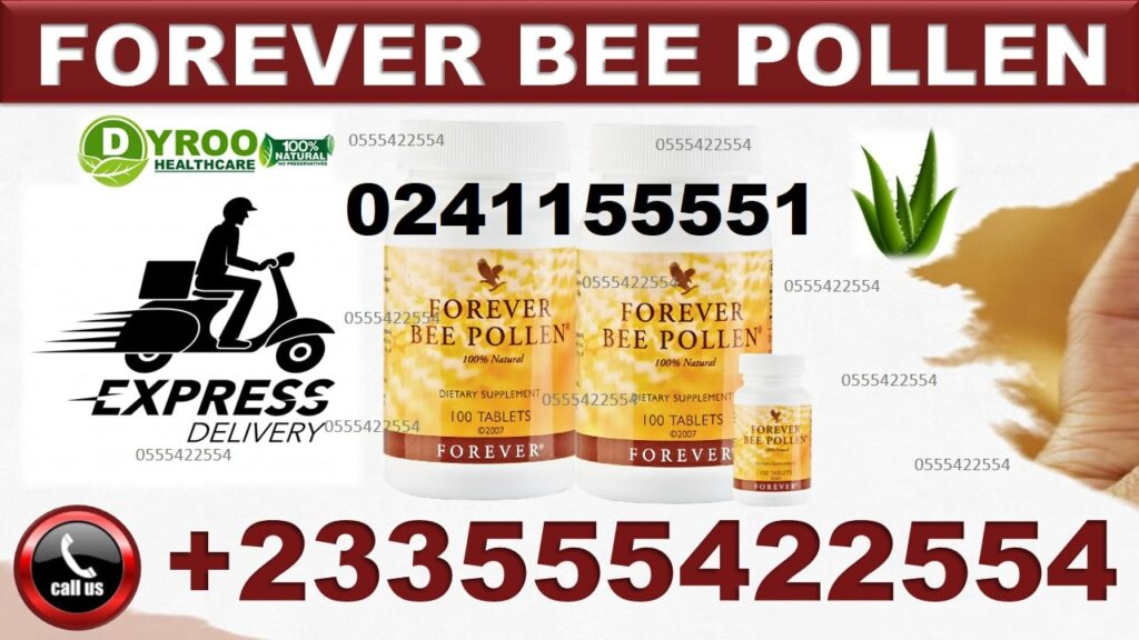 Best Garcinia Bee Pollen Extract Supplement in Ghana