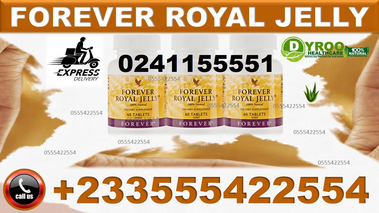 Price of Forever Living Royal Jelly in Ghana