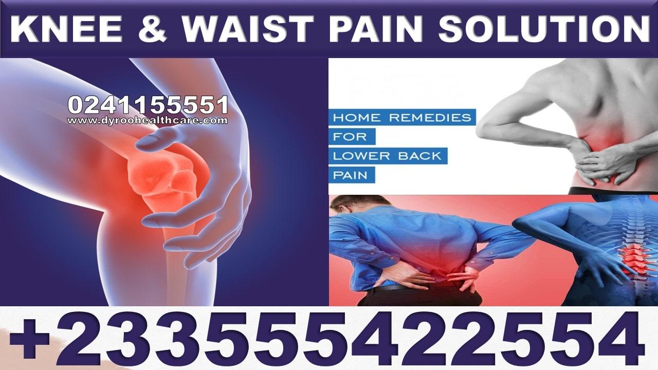 Best Herbal Medicine for Back Pain in Ghana