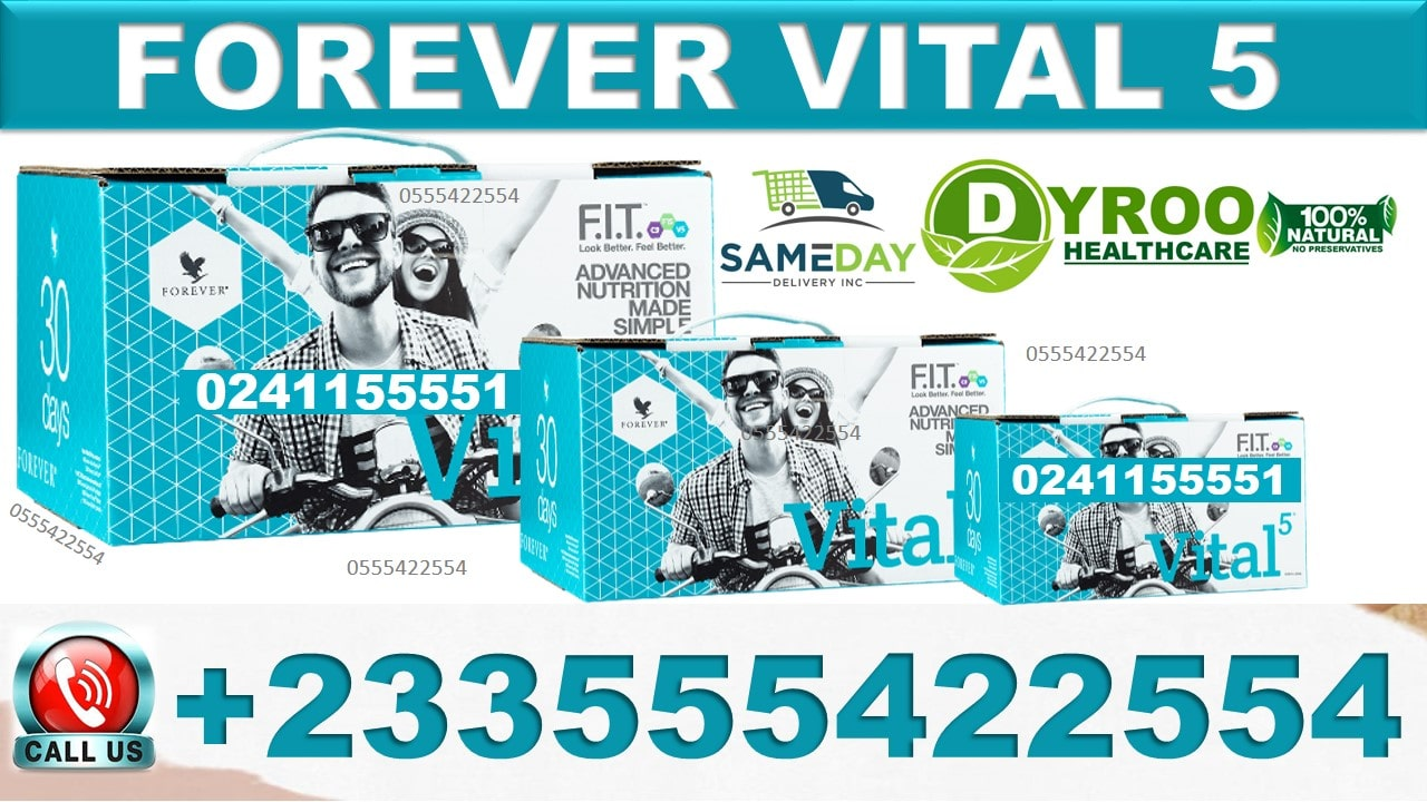 Where to buy Forever Vital 5 in Accra