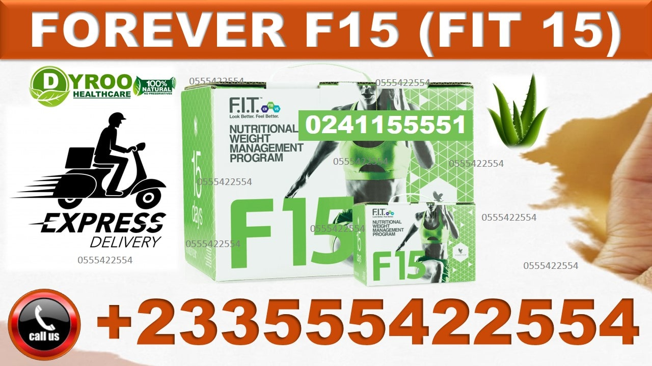 Where to buy Forever F15 in Ghana