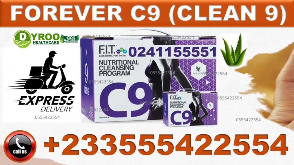 Price of Forever Living C9 in Ghana