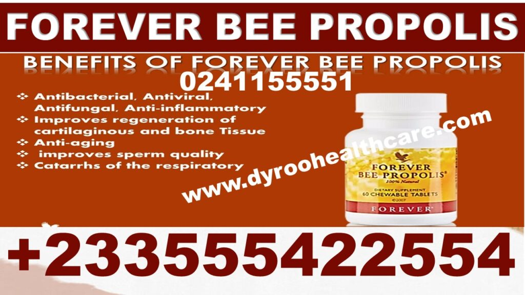 Benefits of Forever Bee Propolis