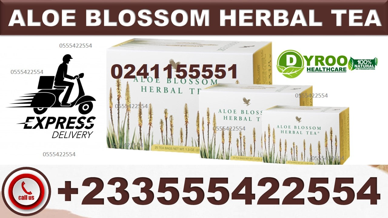 Where to buy Aloe Blossom Herbal Tea in Accra