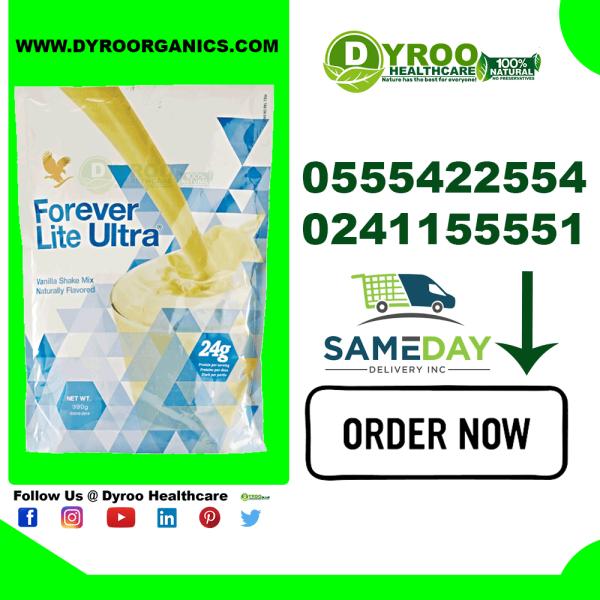 Price of Forever Lite Ultra Vanilla in Ghana