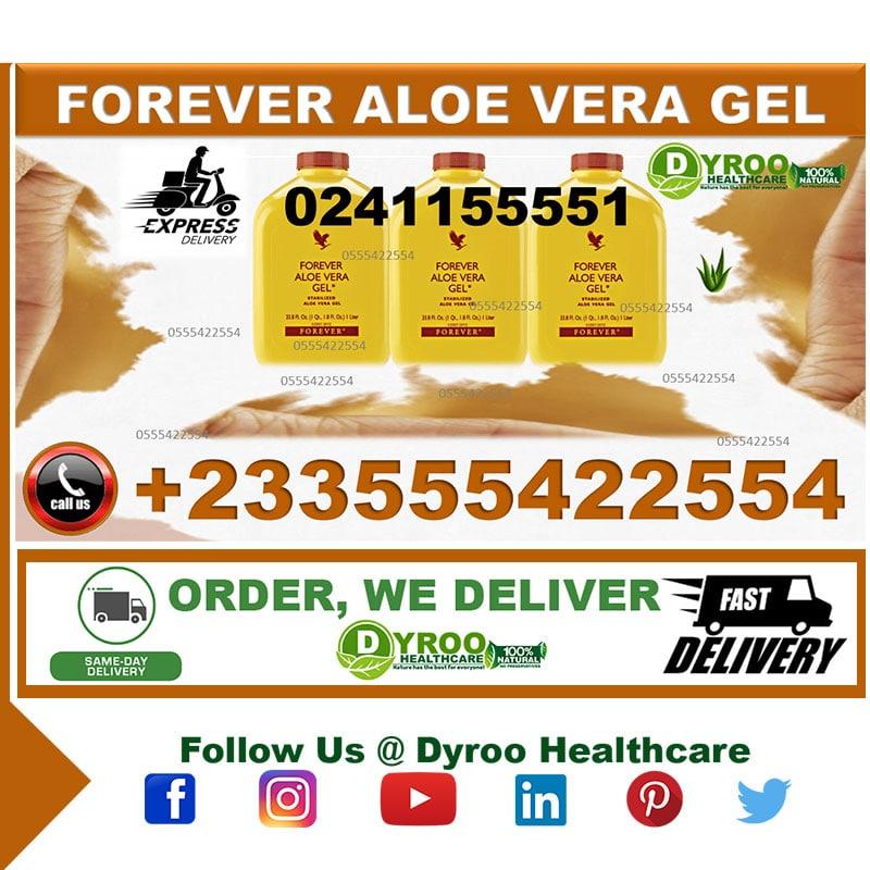 Aloe Vera Gel Forever Living Supplement