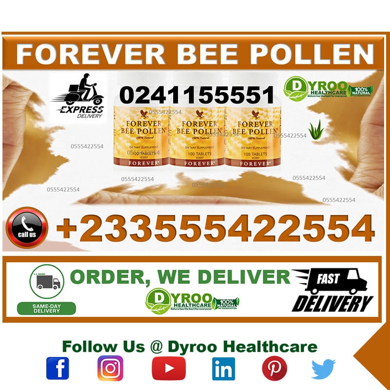 Forever Bee Pollen Price in Ghana