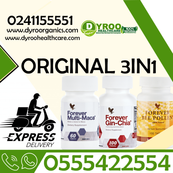 Forever 3in1 Supplements