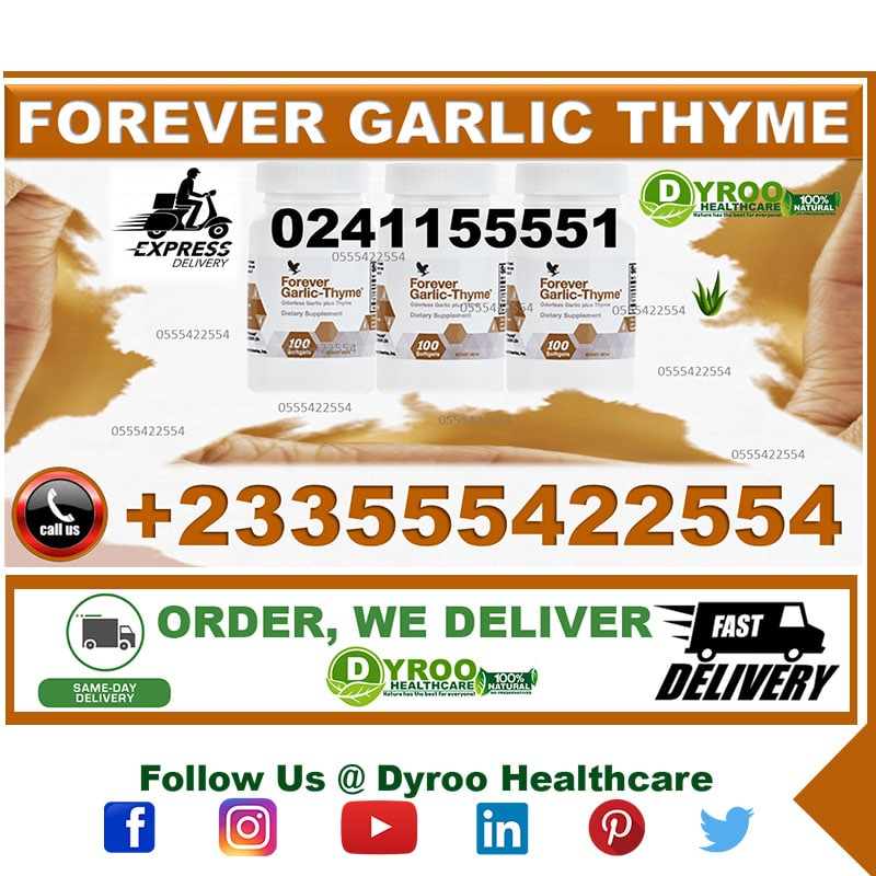Forever Product Garlic Thyme