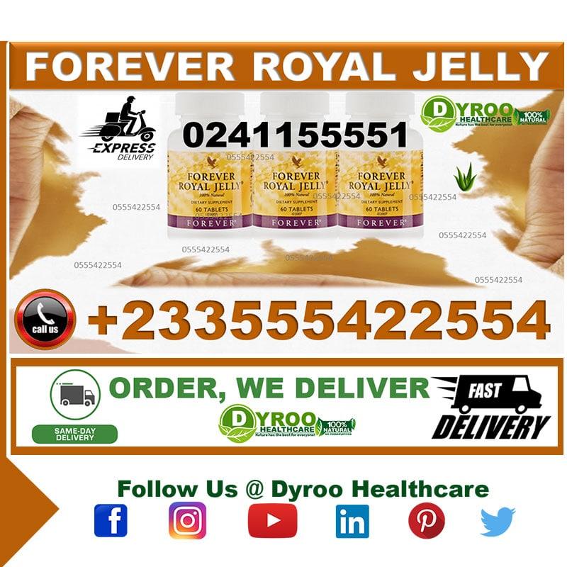 Price of Forever Royal Jelly in Ghana