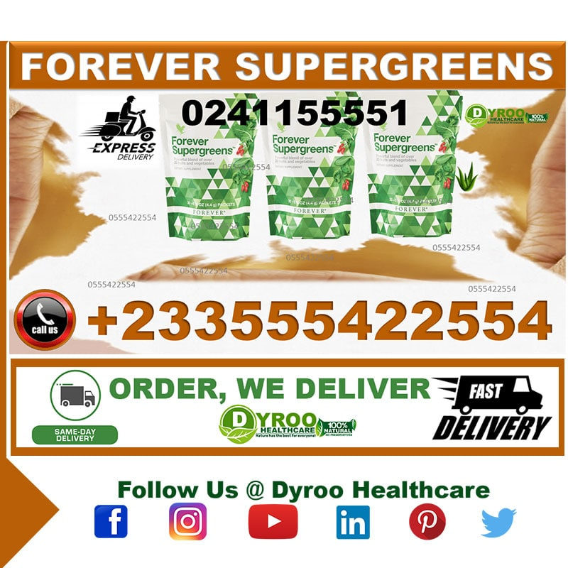 Supergreens Forever Supplement