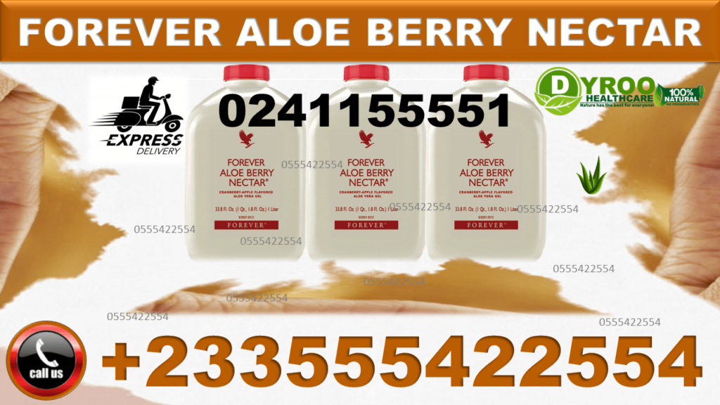 Where to Purchase Forever Aloe Berry Nectar in Ghana