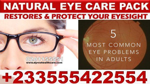 vitamin supplements for eyesightin Ghana