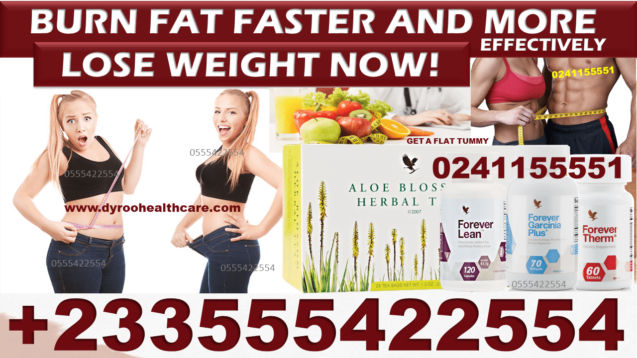 Products for Weight Loss in Ghana